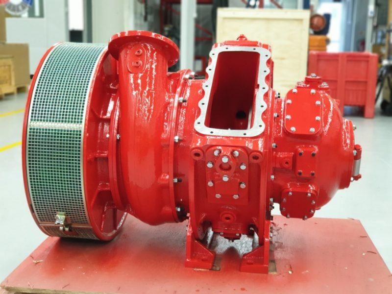 ABB VTR 251 Turbocharger