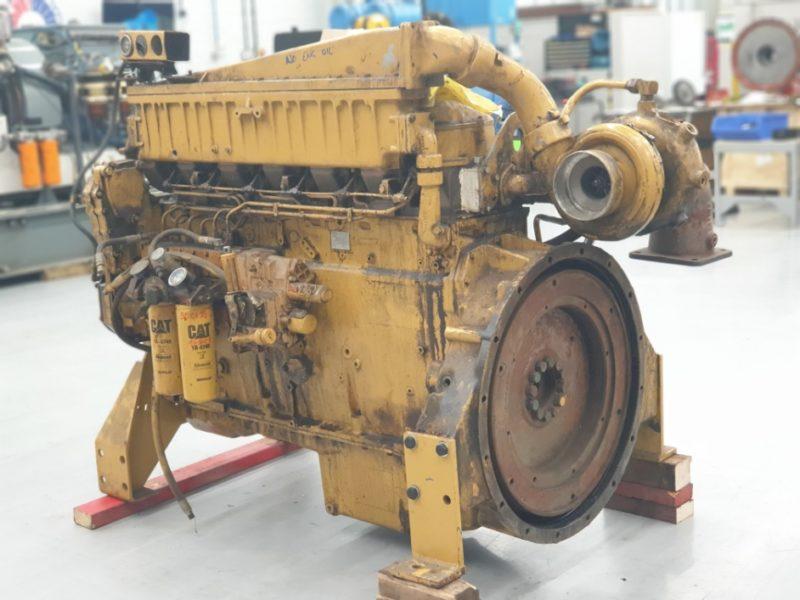 Caterpillar 3406 swingset engine