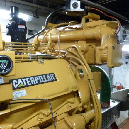 Caterpillar 3412 Replacement fire pump