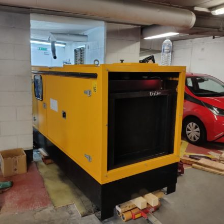 Generator Reinstallation