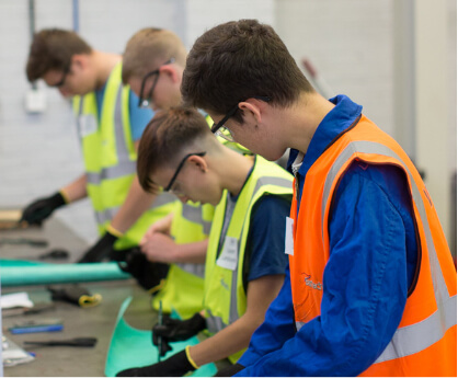 Bartechs Successful First Apprentice Day!image