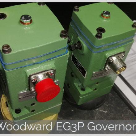 Woodward EG3P Governors