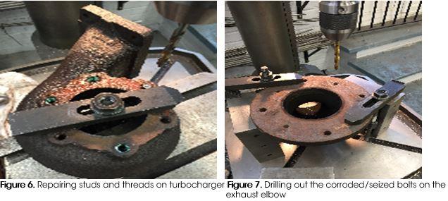repairing studs